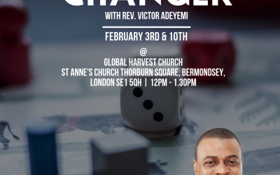 The Game Changer with Rev Victor Adeyemi